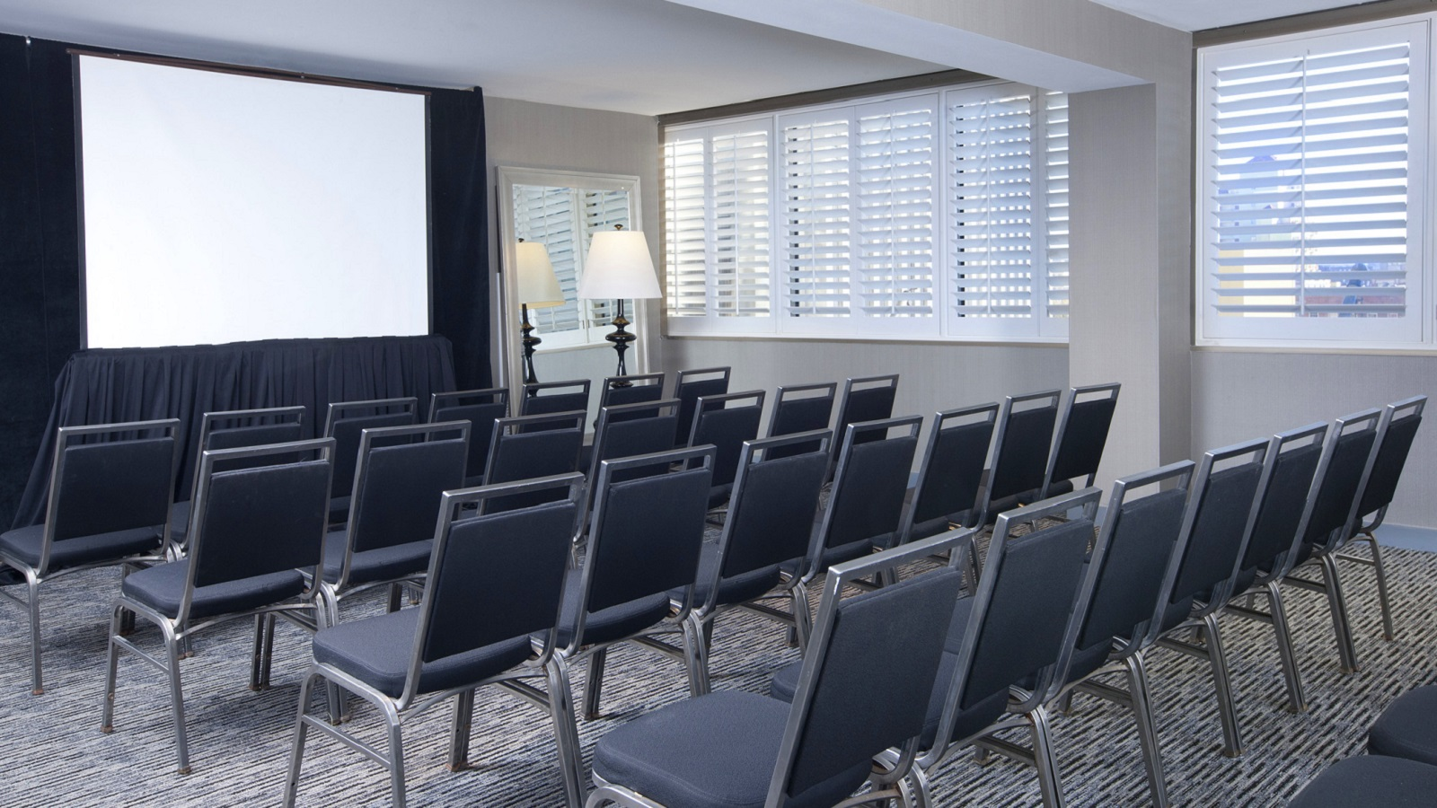 New Orleans Hotel Meeting Space