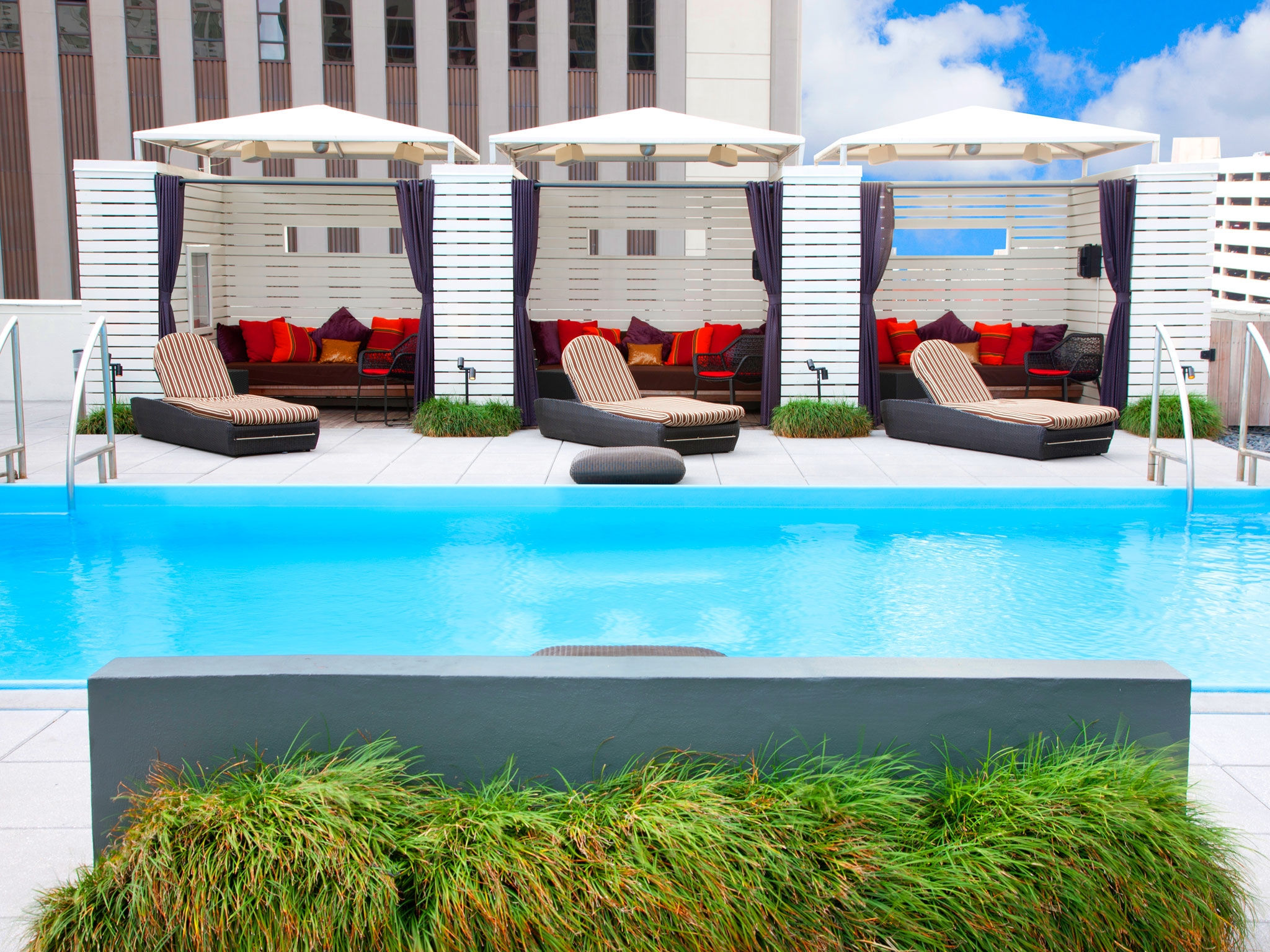 New Orleans Hotels With Pools